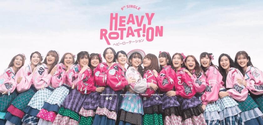 BNK48 กับเพลง Heavy Rotation ฉบับภาษาไทย